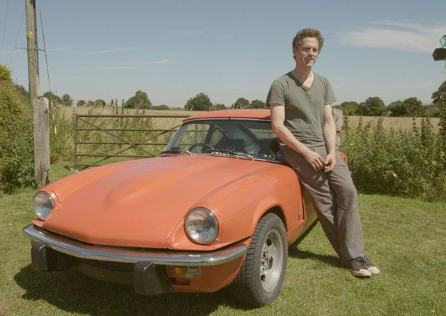 Little Red Triumph Gt6 Brought Back To Life By Aylesbury Owner Bucks Herald