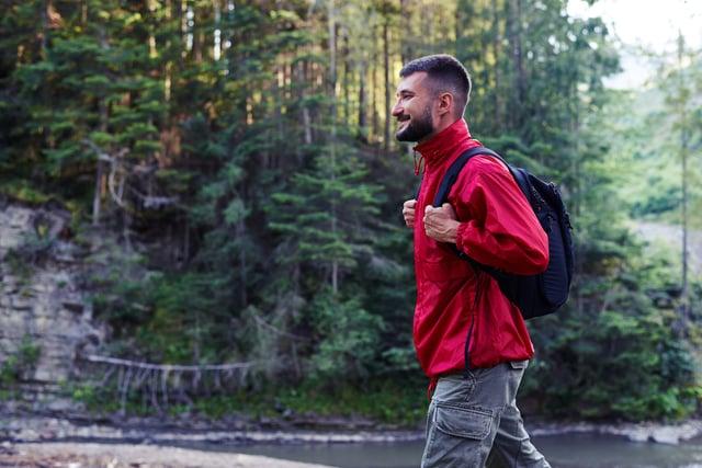 <p>Best men's waterproof jackets 2021: great jackets for hiking </p>