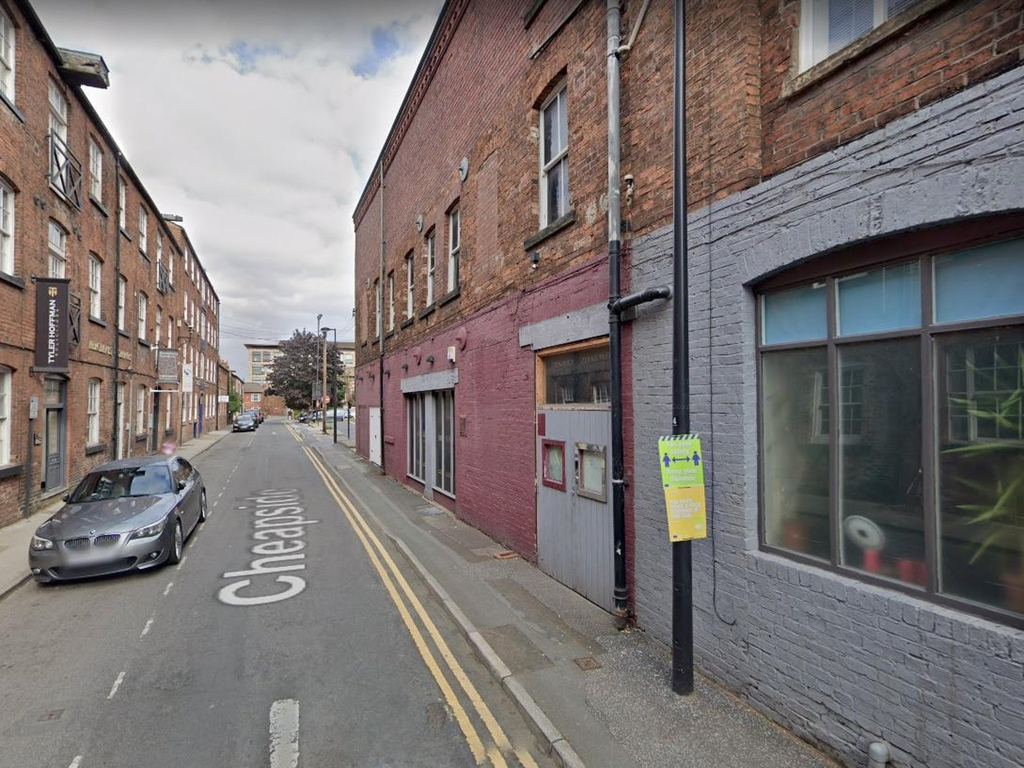 Staffordshire bull terrier savaged man in his city centre flat as owner encouraged dog to bite victim