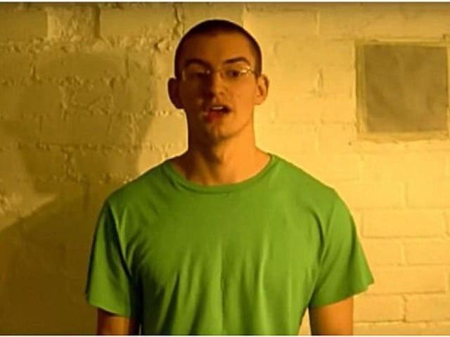 Murderer Ben Fields