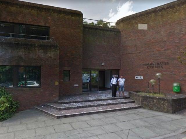 File photo, Aylesbury Crown Court