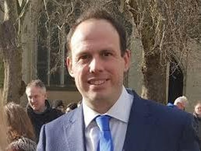 Buckingham MP Greg Smith