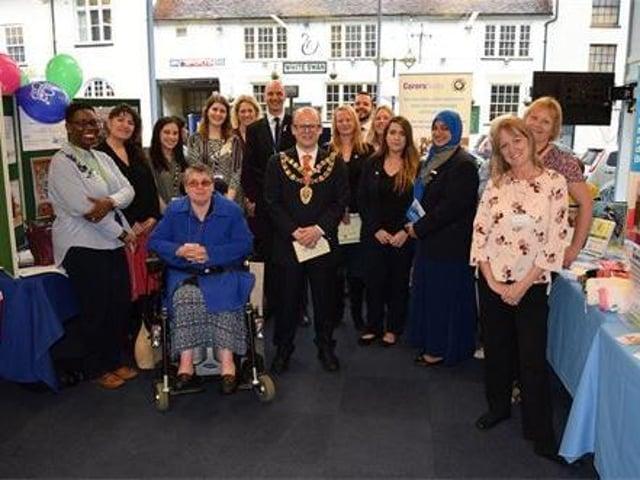 Group Photo Dementia Alliance Launch