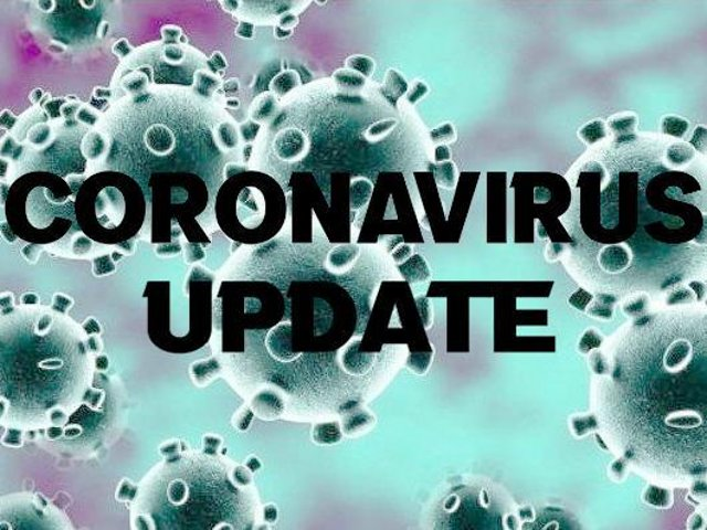 Today's Coronavirus figures
