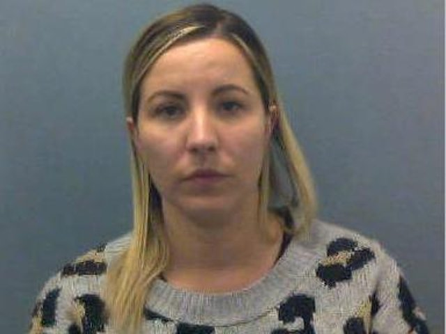 Kandice Barber has been jailed for six years.