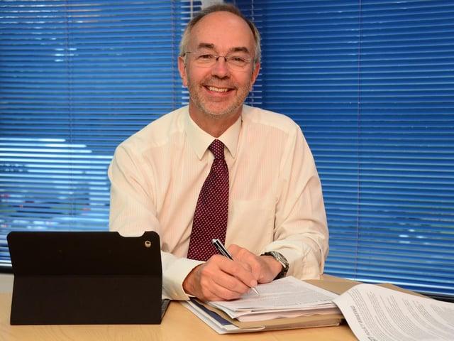 Council Leader Martin Tett praised the scheme