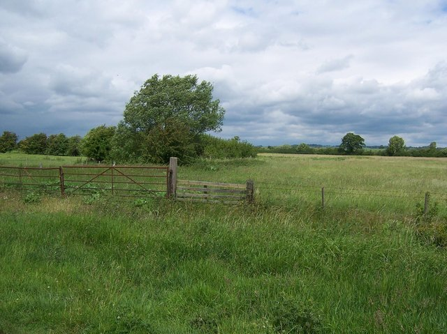 Quarrendon Leas where the incident occurred