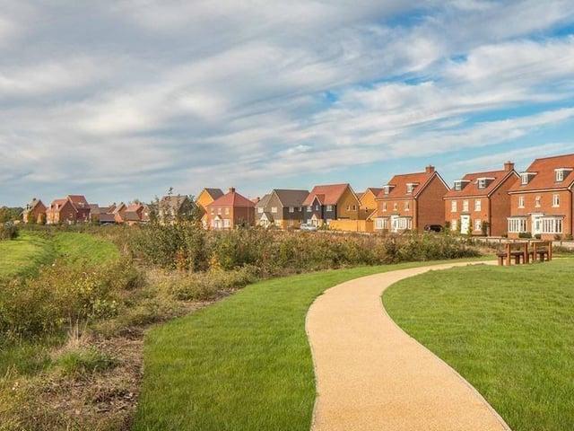 The Kingsbrook Estate