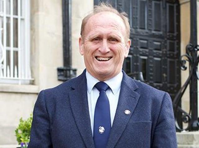 Bill Chapple OBE