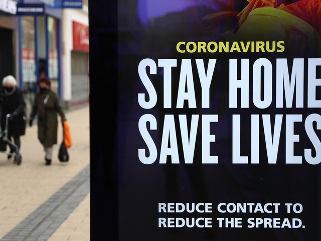 Today will mark one year since Prime Minister Boris Johnson announced that everyone across the UK was to stay at home for the first time, as the coronavirus pandemic ravaged the nation.