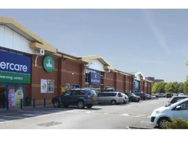 The site has become an eyesore in Aylesbury Town Centre as units remain unused