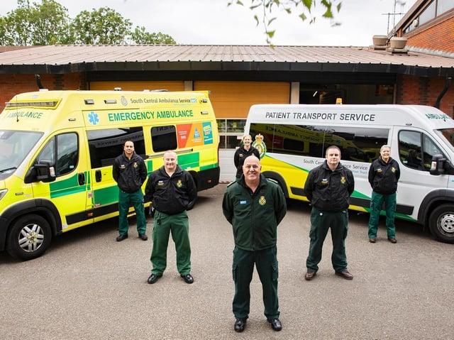 South Central Ambulance Service