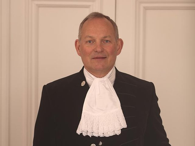 The High Sheriff of Buckinghamshire