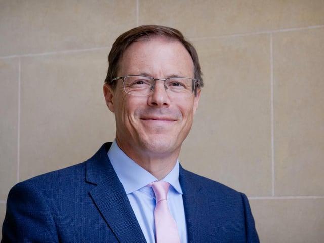 CAS CEO Will Hancock