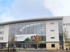 The Aylesbury Campus of the Buckinghamshire college Group