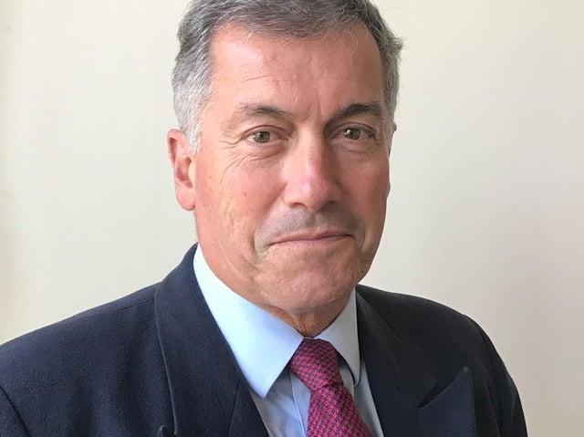 CLA South East Regional Director Michael Valenzia