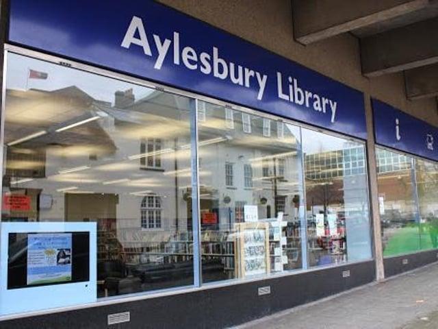Aylesbury Library