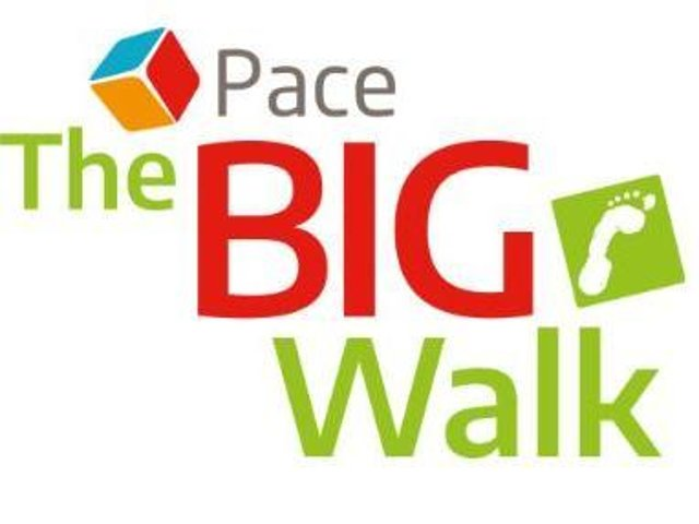 The Big Walk is set to go ahead