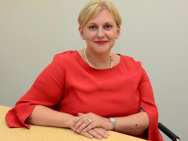 Rachael Shimmin, Chief Executive of Buckinghamshire Council