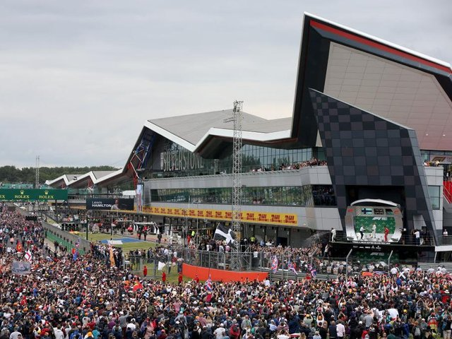 The British Grand Prix is scheduled to take place at Silverstone in July