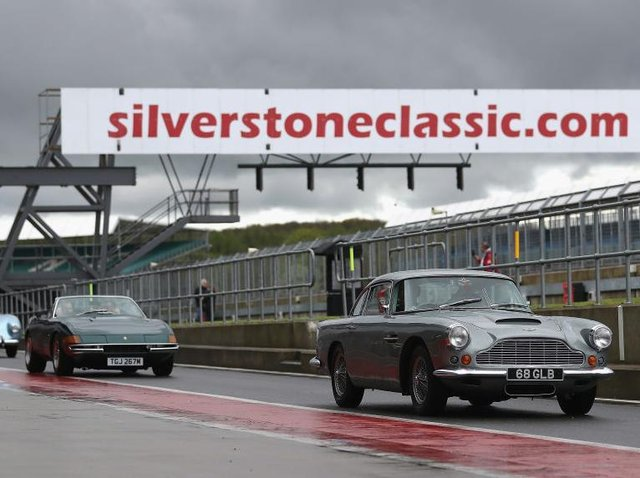 This summer's Silverstone Classic meeting has been cancelled