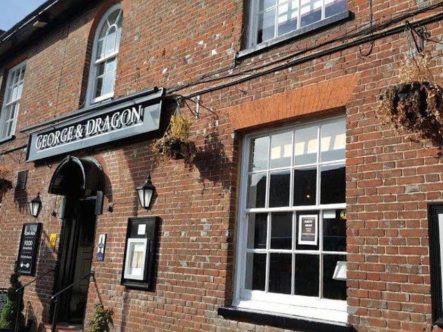 George and Dragon pub in Princes Risborough ready to re-open