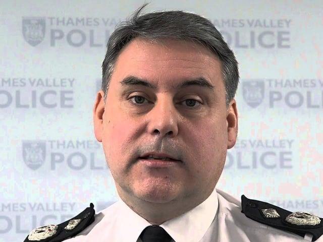 Chief Constable John Campbell QPM