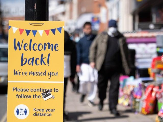 Aylesbury re-opens!