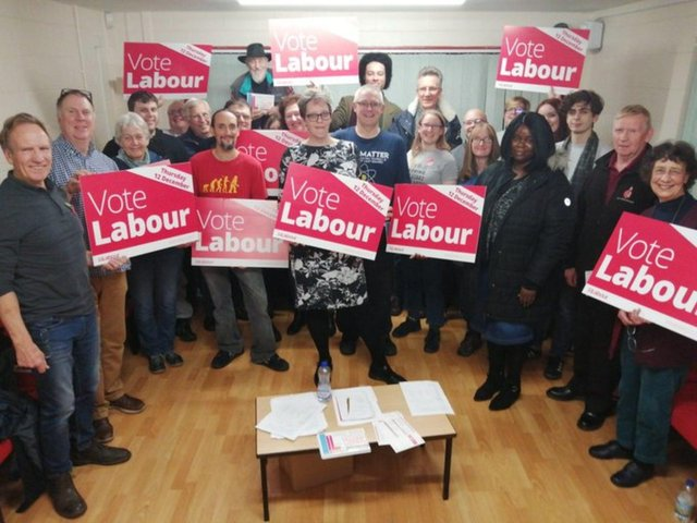 The Aylesbury Labour party have announced their candidates for the upcoming unitary elections