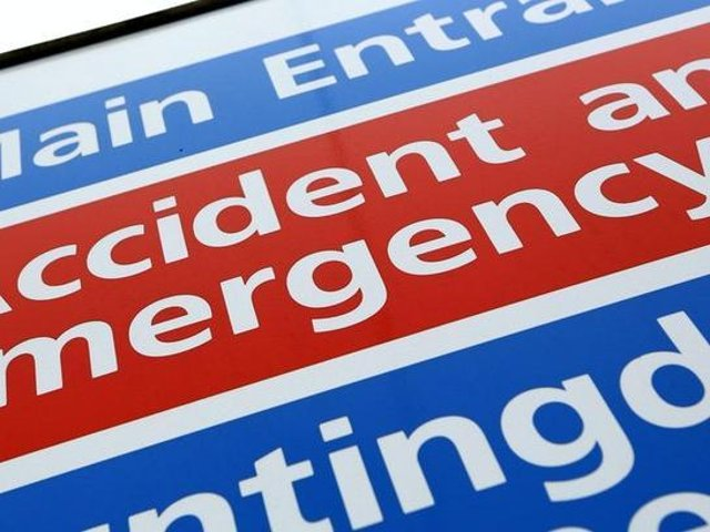 More patients visited A&E at Buckinghamshire Healthcare last month, with demand rising above the levels seen in March last year.