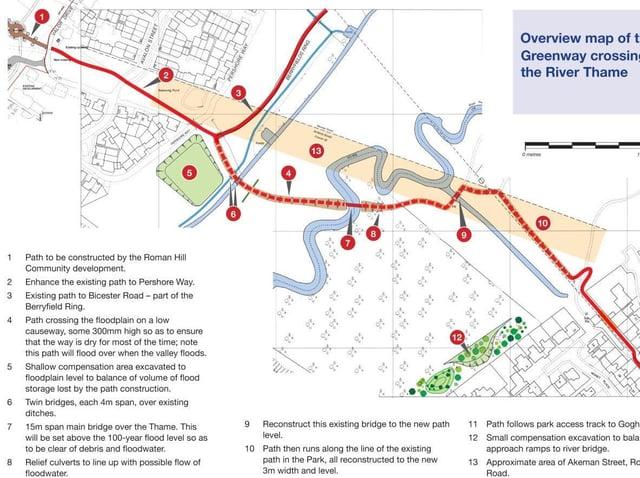 The Haydon Hill cycleway scheme