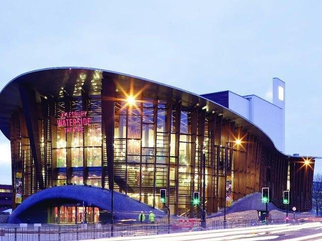 The Aylesbury Waterside Theatre will remain closed until late June