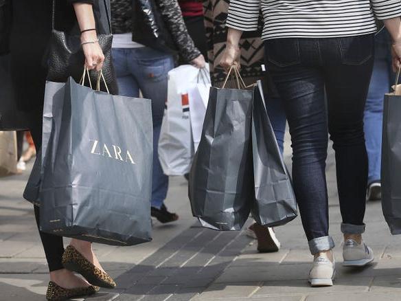 Aylesbury Vale shoppers spent 70% more on average last week than normal