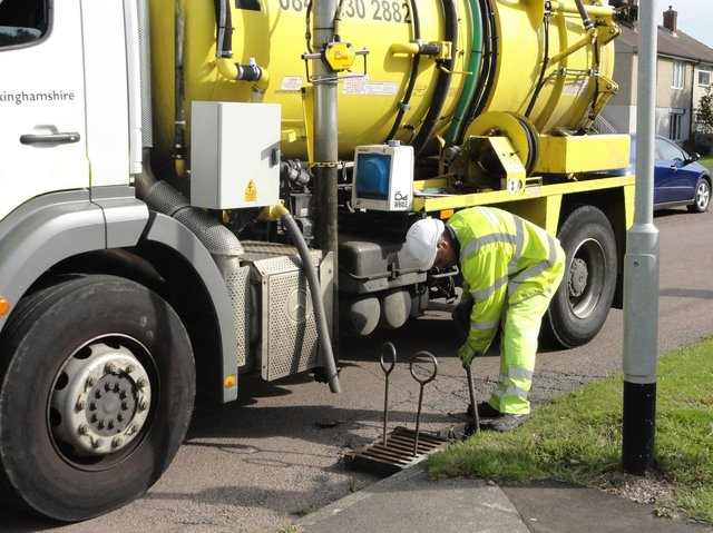 This additional investment, which brings the total drainage programme to £6.6m this year, will enable each of the 75,000 gullies on the road network to be cleared.