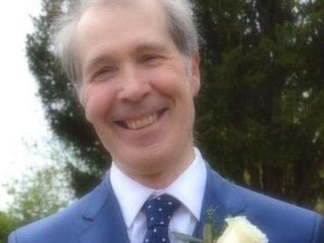 Clive Porter was killed in Aylesbury last week