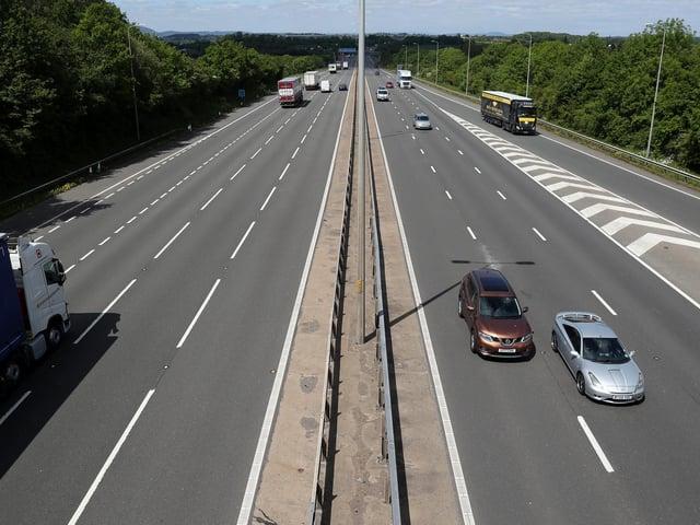 Car journeys on Buckinghamshire's roads fell by a quarter last year