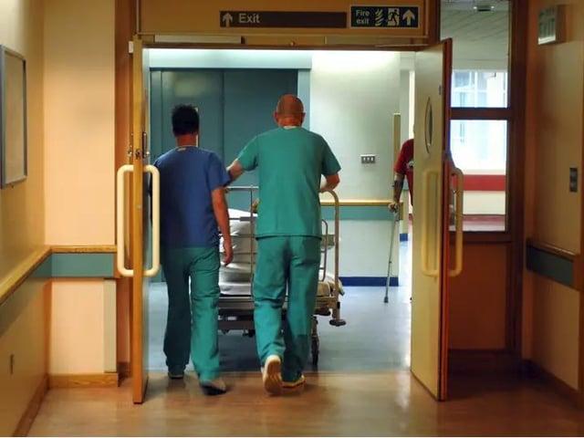 Just three Coronavirus patients being treated by Buckinghamshire Healthcare Trust