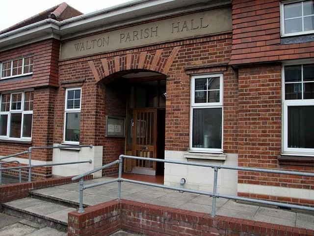 Walton Parish Hall
