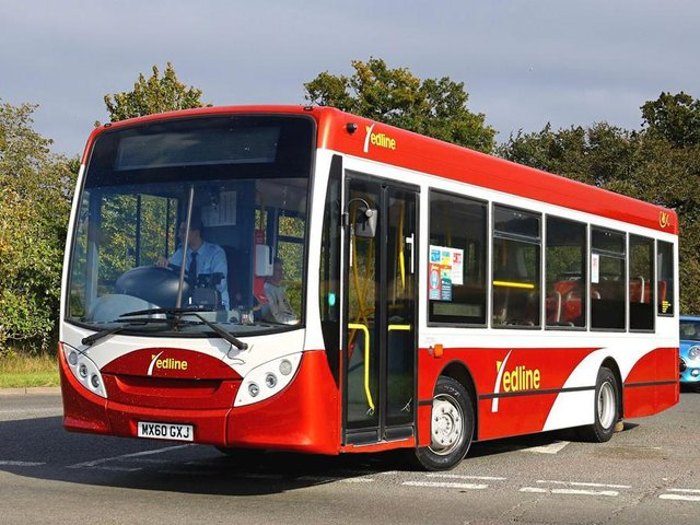 Redline buses will be covering more parts of Thame