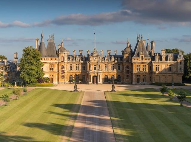 Waddesdon Manor opens on May 17