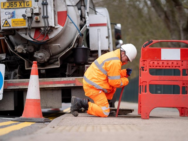 10km of Aylesbury sewers cleaned in record-breaking programme