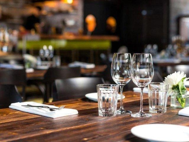Indoor dining is back - rejoice!