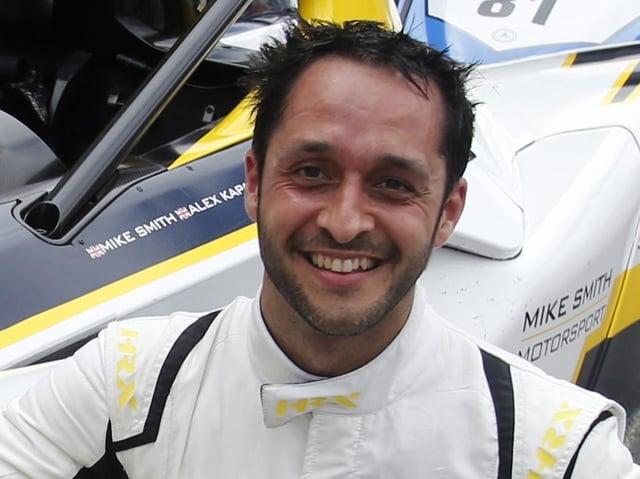 Alex Kapadia (Picture by James Beckett)