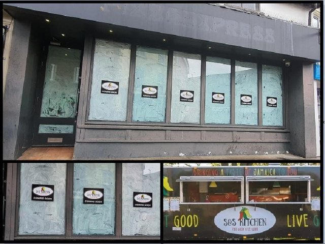 S and S Kitchen is taking over the old Pizza Express building in Aylesbury town centre