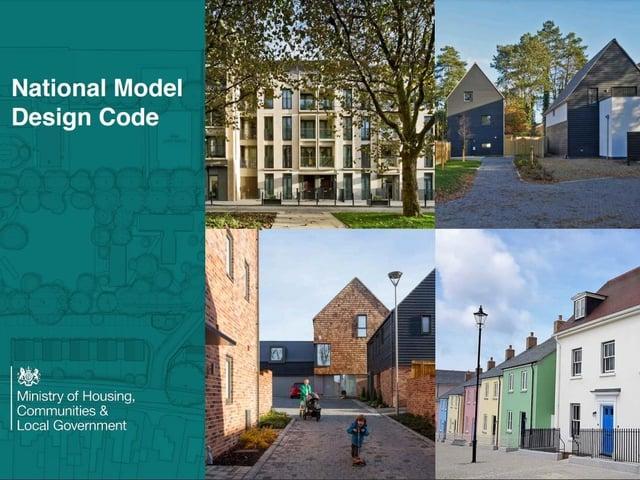 The National Model Design Code