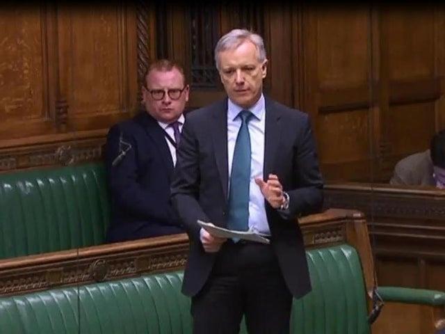 Aylesbury's MP Rob Butler