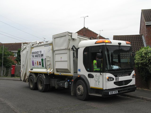 Don't miss your Aylesbury bin collection this bank holiday!
