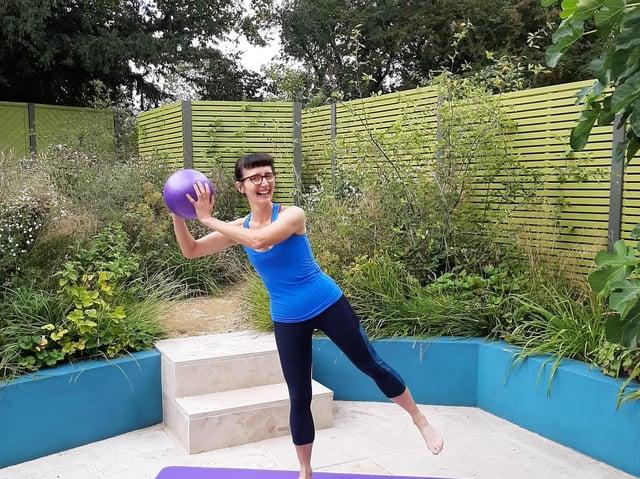 Nicola Cowee, women's fitness specialist