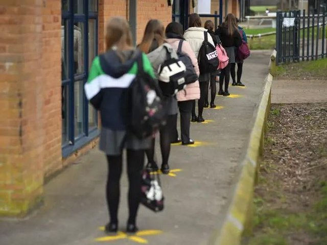 Buckinghamshire pupils missed more than 200,000 days of face-to-face teaching in the autumn term after having to self-isolate or shield due to Covid-19, figures reveal.
