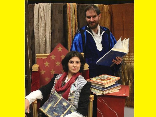 Aylesbury's Queens Park Arts Centre launch new storytelling programme